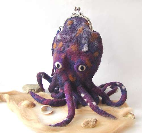 Sea Creature Sacks