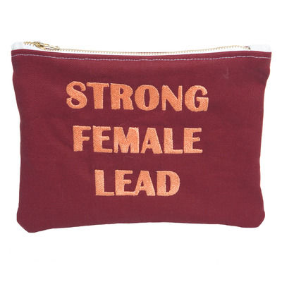 Feminist Makeup Clutches