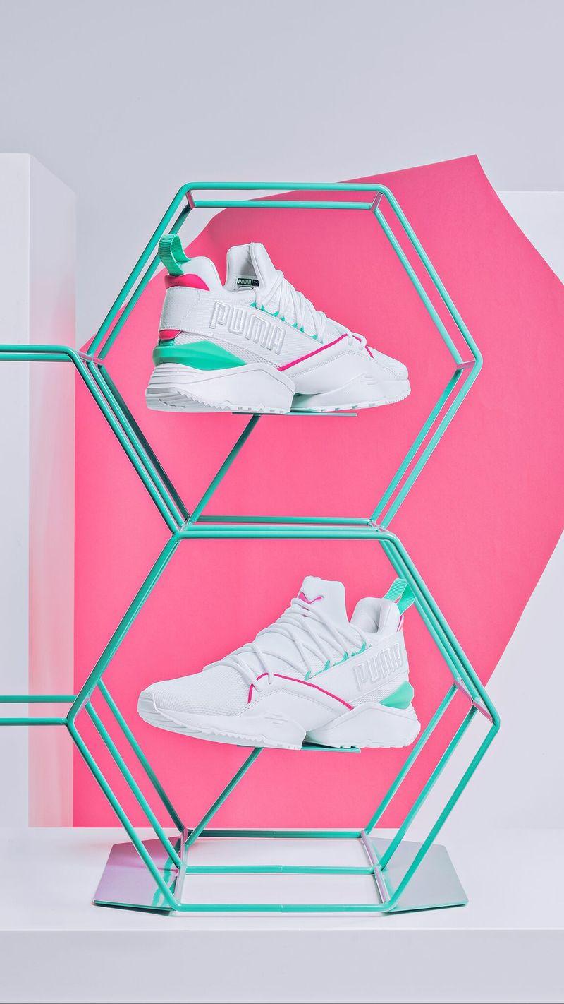 Elegant Female Sneaker Designs