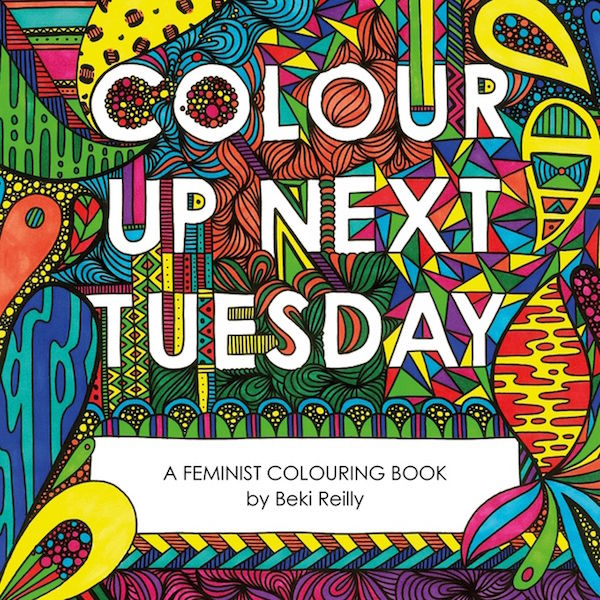 Feminist Coloring Books