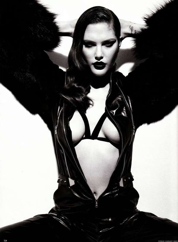 Couture Vixen Editorials