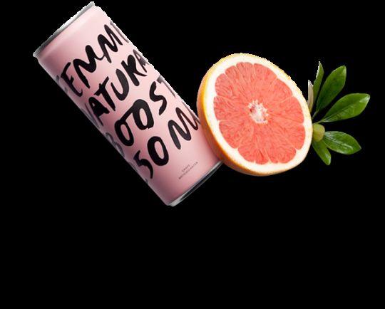Feminine Energy Drink Branding