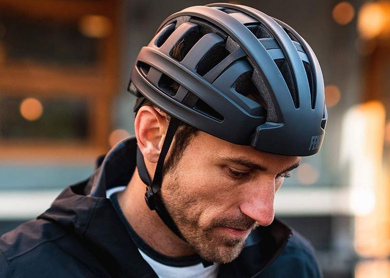Collapsible Cyclist Headgear