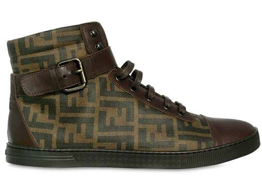 Luxury Monogram Kicks