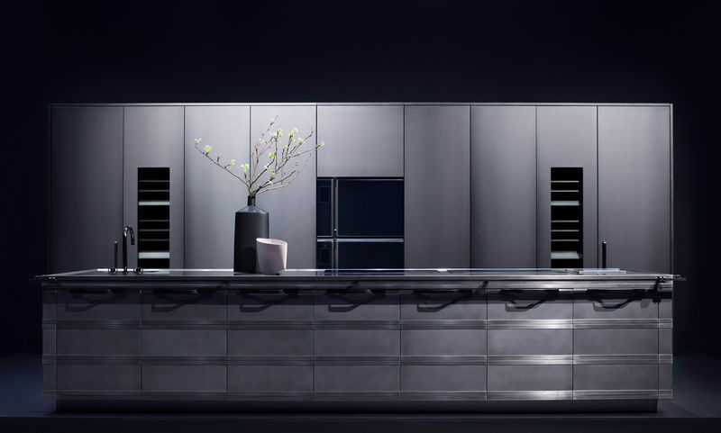 Functional Luxe Professional Kitchens