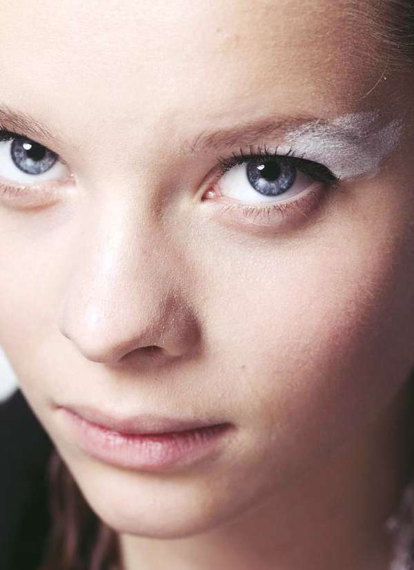 DIY Nordic-Inspired Makeup