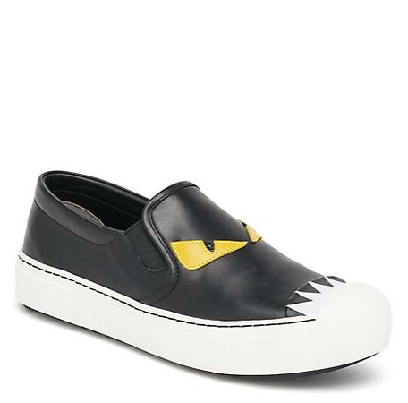 Monstrous Slip-On Sneakers