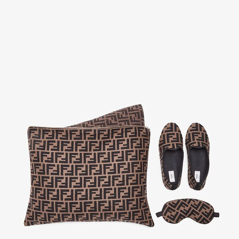Luxe Cashmere Travel Sets