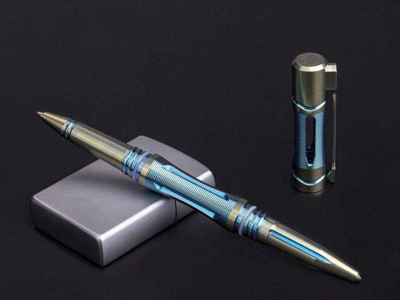 Discrete Tactical Pens