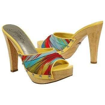 Singer-Branded Shoes