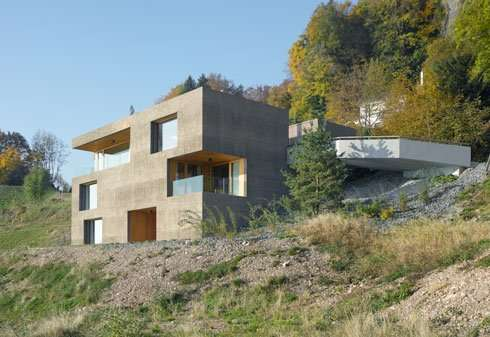 Boxy Integrated Mountain Havens