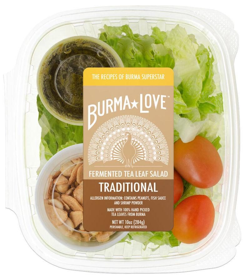 Burmese-Inspired Salad Kits