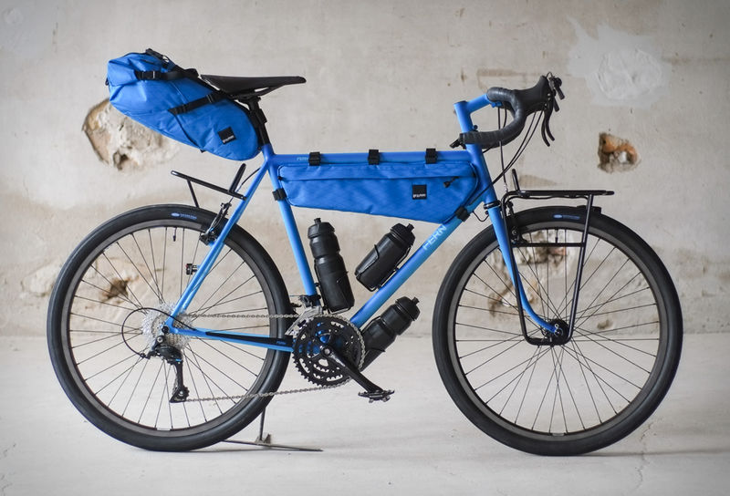 Adventure-Ready Touring Bicycles