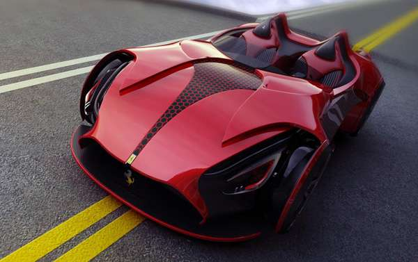 Devilish Supercar Concepts