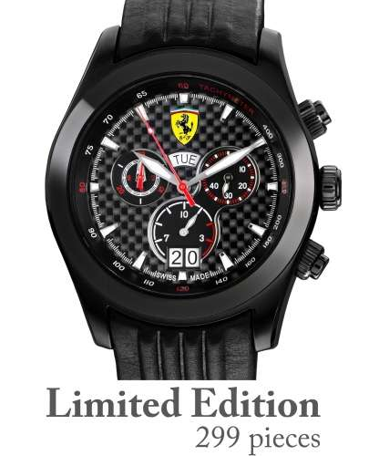 Rich Racer Wristwatches