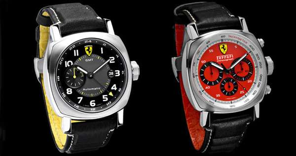 Luxury Supercar Watches