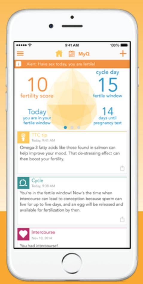 Pregnancy App Collaborations