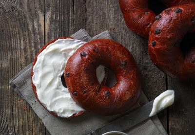 Holiday-Themed Bagels