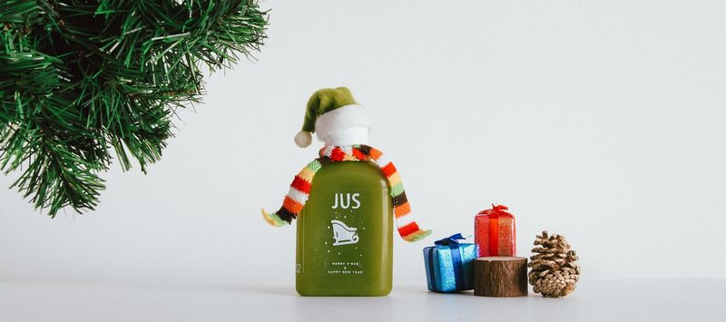 Festive Juice Packaging