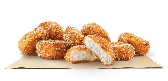 Breaded Feta QSR Snacks