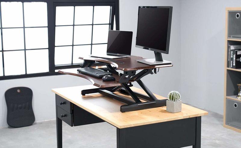 Health-Focused Workstation Converters