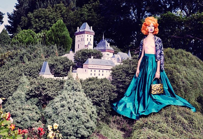 Fantasy Wonderland Editorials