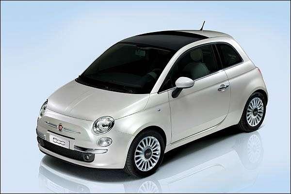 Fiat has Apple Envy