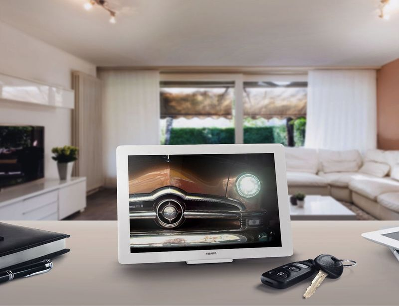Centralized Smart Home Tablets