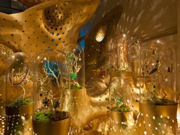 Slimy Gold Sculptures