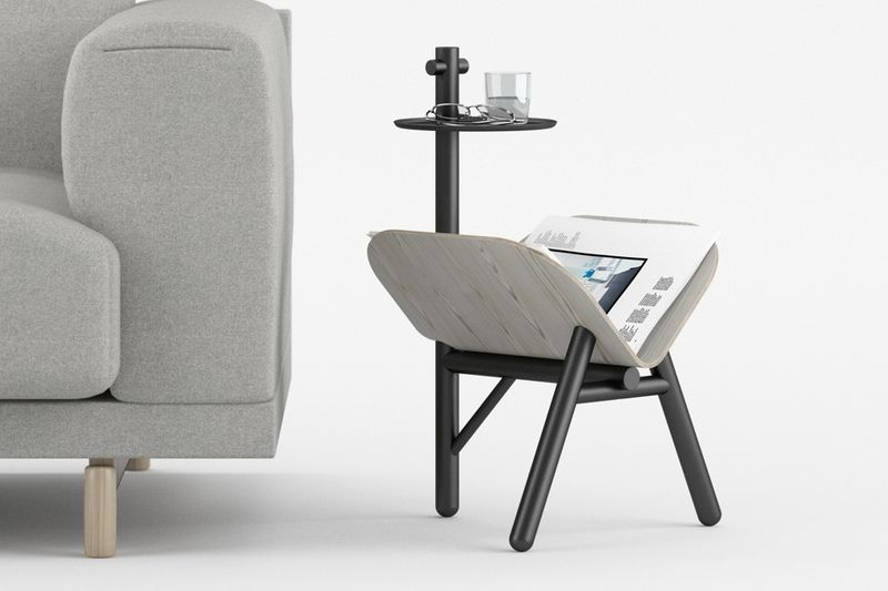 Functional Pet-Like Side Tables