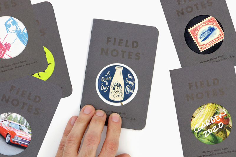 Customizable Everyday Carry Notebooks