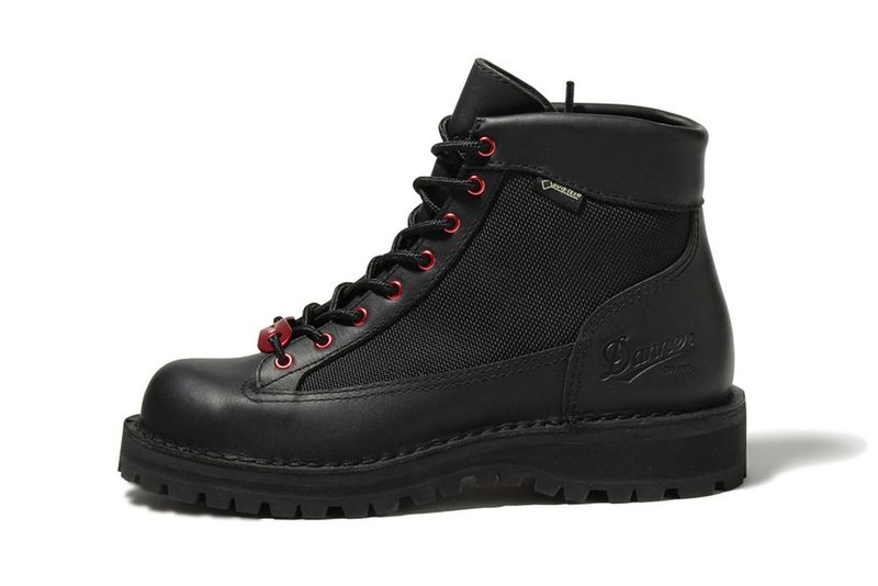 Full-Grain Leather Hiking Boots