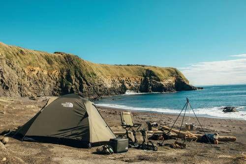 Neutral Tonal Camping Gear