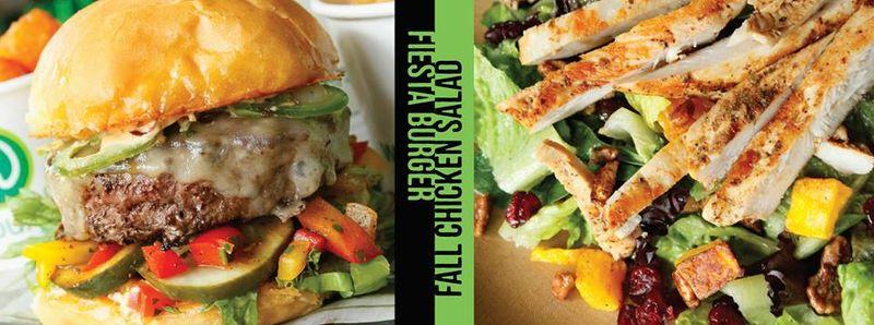 Seasonal Southern-Spiced Burgers