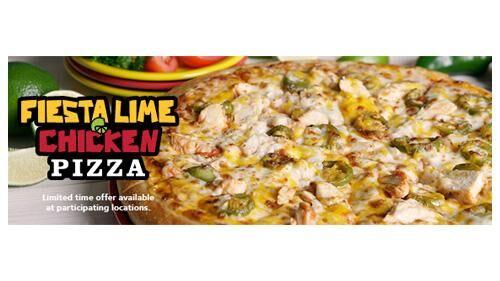 Fusion Cuisine Pizzas
