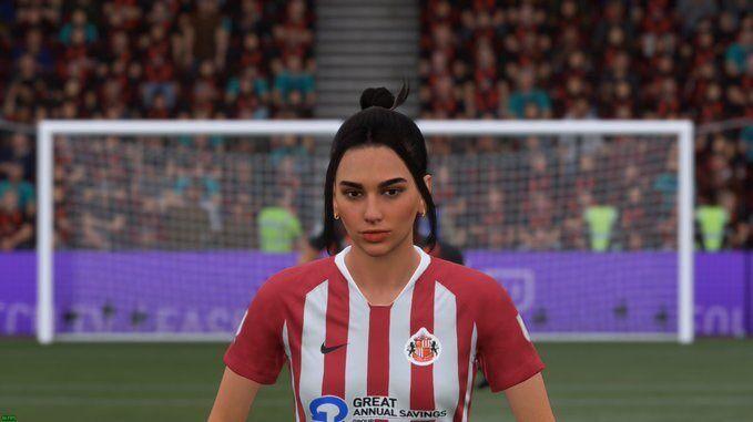 Celebrity Soccer Game Avatars