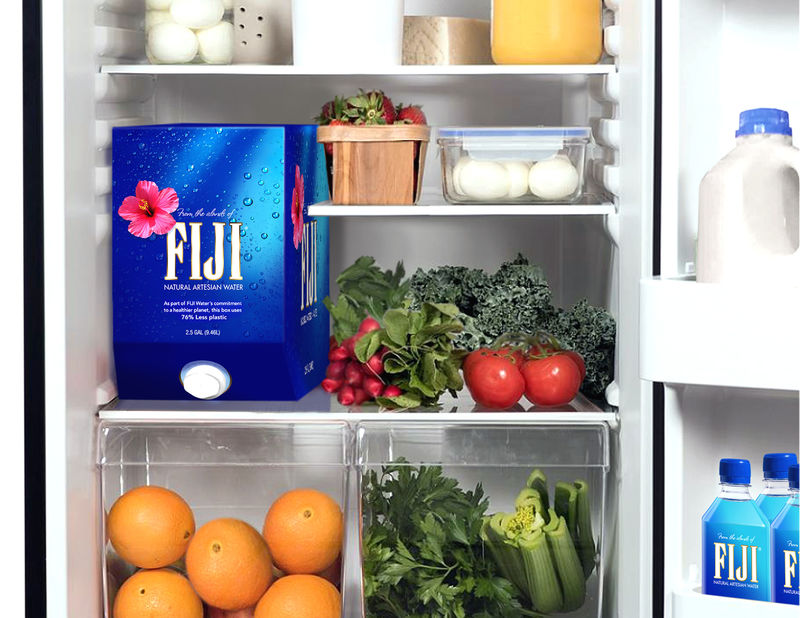 Waste-Reducing Water Dispensers