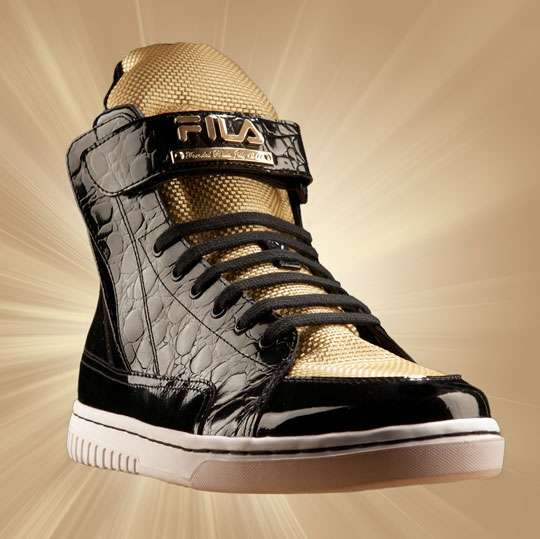 Designer High Top Sneakers
