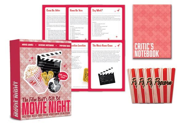 Romantic Movie Night Kits