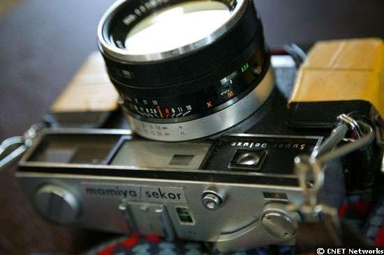 Film Cameras Finally Dead