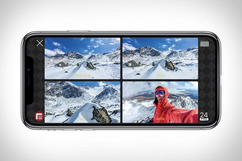 Multi-Camera Photos Apps