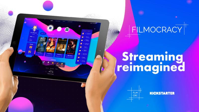 Gamified Movie Streaming Platforms