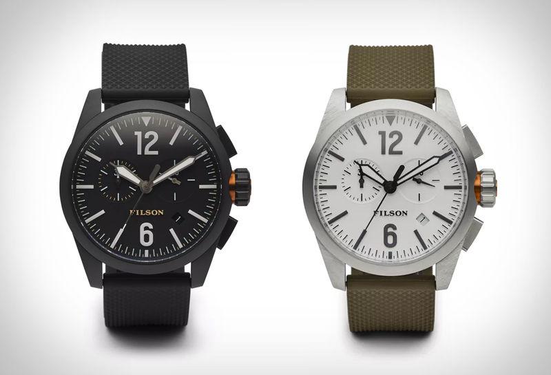 Tailored Outdoorsman Timepieces