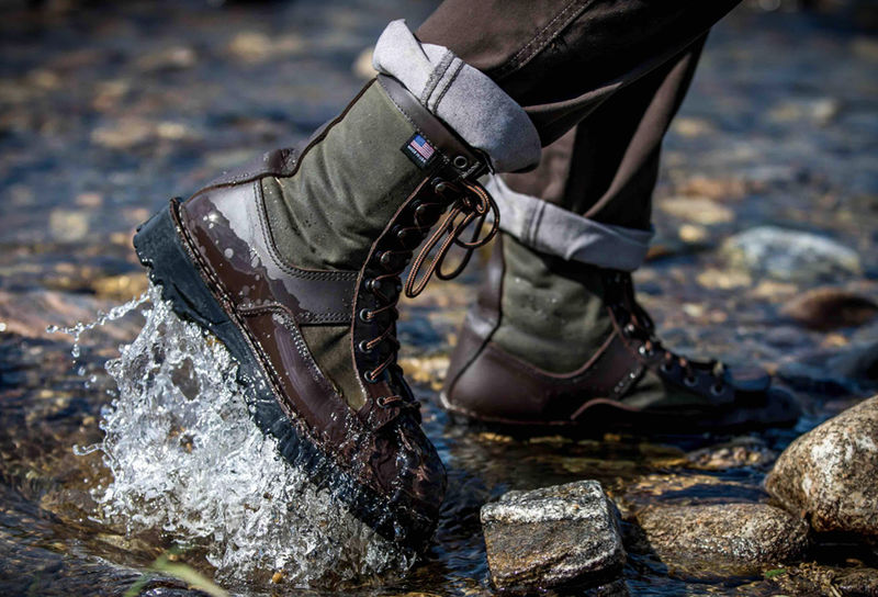 Hunting Gear-Inspired Boots