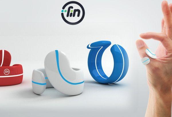 Swanky Wireless Controlling Rings