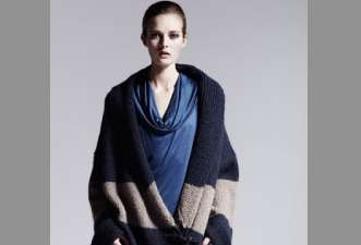 Cozy Wrap-Around Fashion