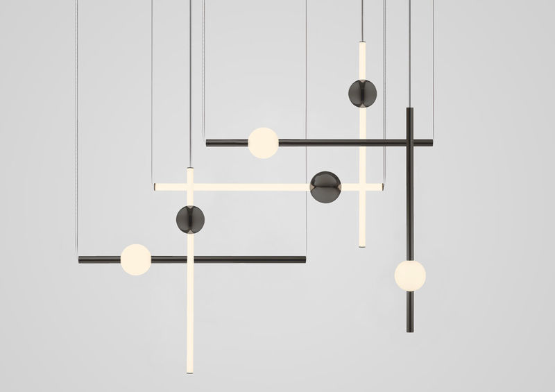 Celestial-Inspired Lighting Series