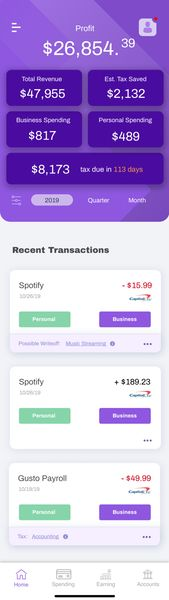 Freelancer Business Expense Apps