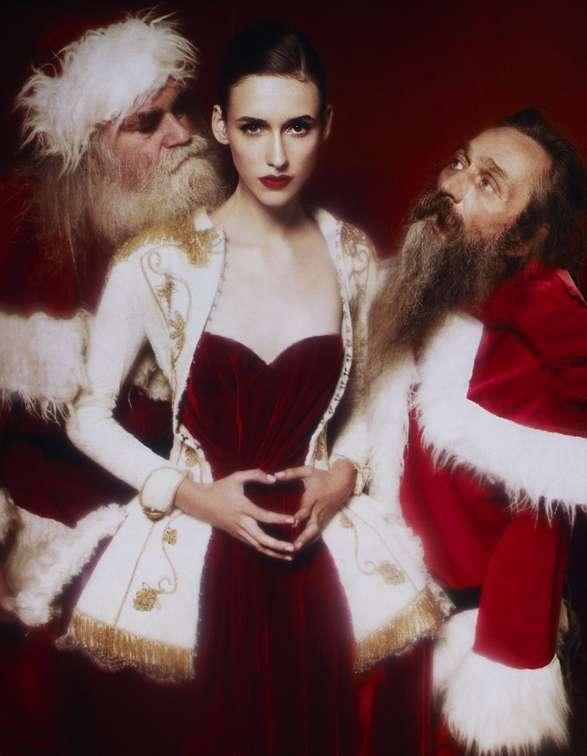 Sultry Santa Spreads