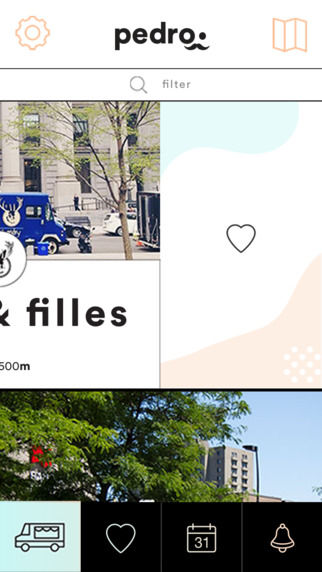 Food Truck-Finding Apps